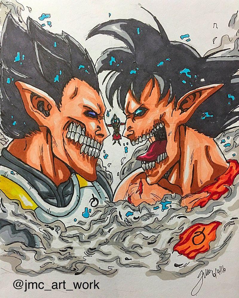 Ausgezeichnet Dragon Ball Z Goku Gegen Vegeta Malvorlagen ...