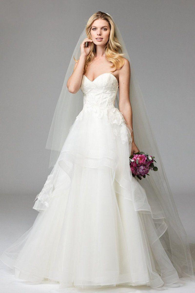 Wtoo wedding dress warren wedding dress pinterest blush bridal