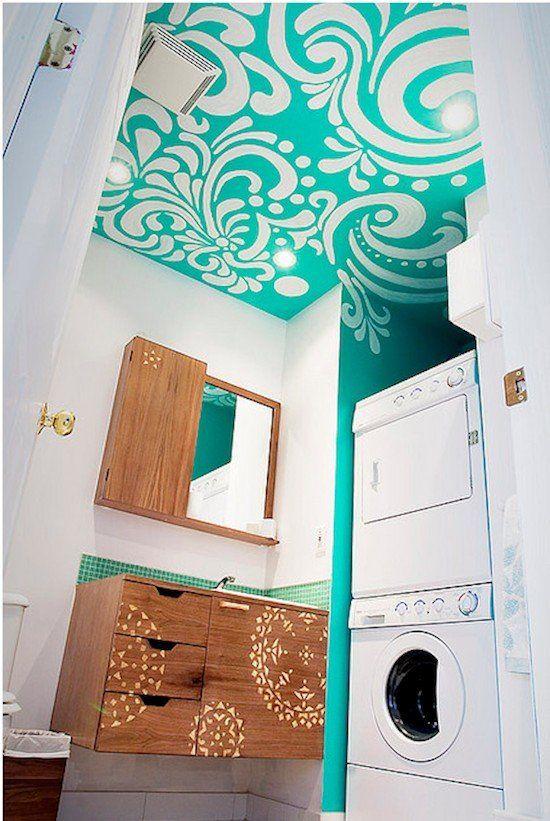 Wandgestaltung Badezimmer Streichen Ideen