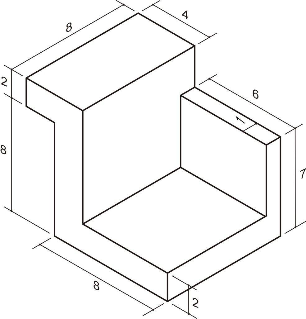 Pin De Ro Cabre En Dibujo Tecnico Technical Drawing Technische Zeichnung Rysunek Techniczny Dibujo Tecnico Ejercicios Vistas Dibujo Tecnico Tecnicas De Dibujo
