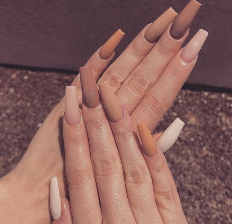Fall Nails Tumblr