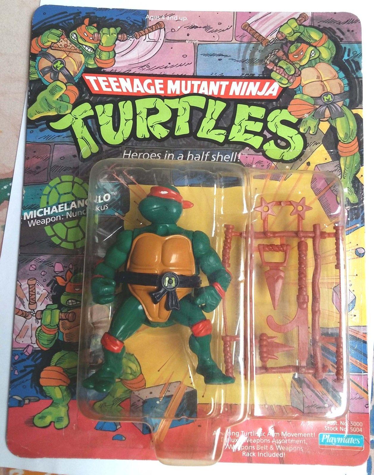 Les Tortues Ninja TMNT The Movie Neca Teenage Mutant Ninja Turtles Rap