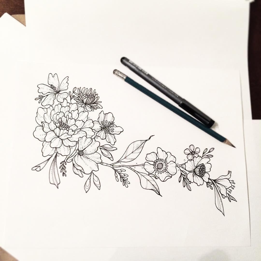 Pin De Claudia Membreño En Ideas Tattoos: A New Garden For An Amazing Soul
