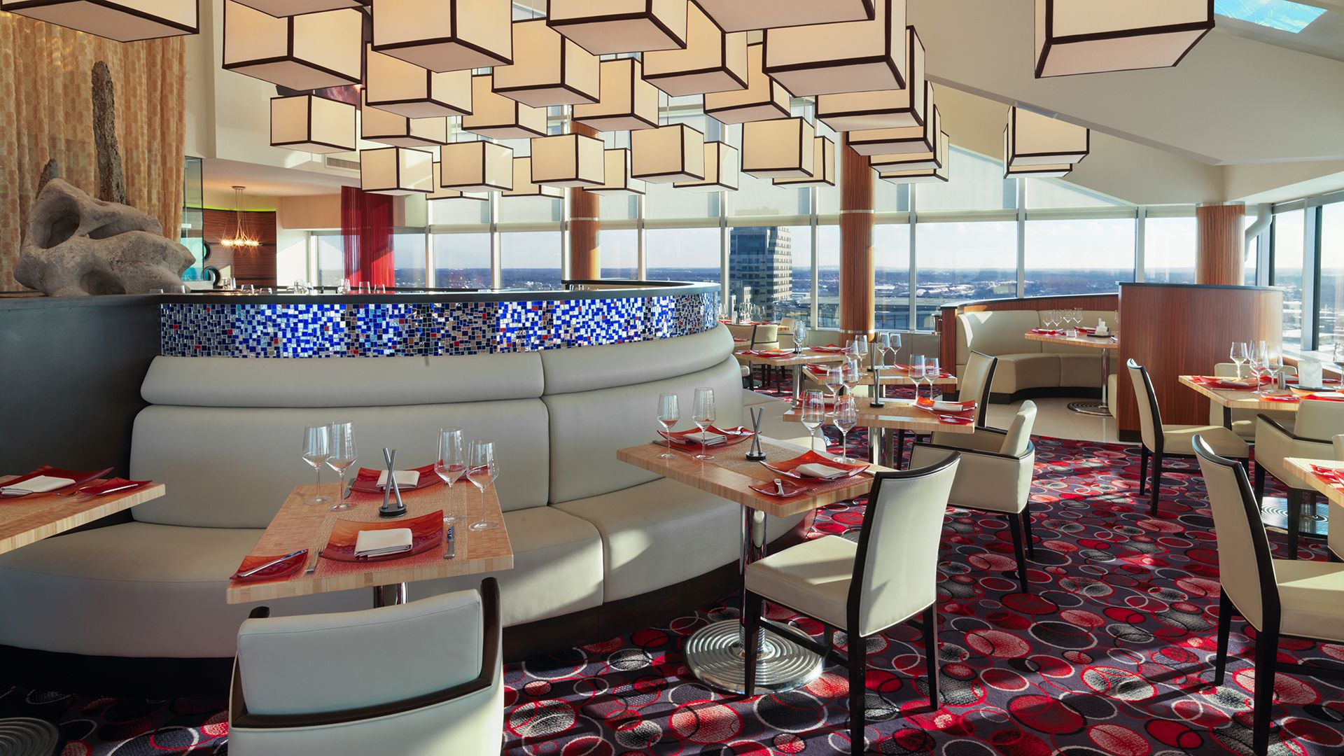 Amway Grand Plaza Hotel Dining Cygnus 27 Grand Plaza Grand Rapids Restaurants Plaza Hotel