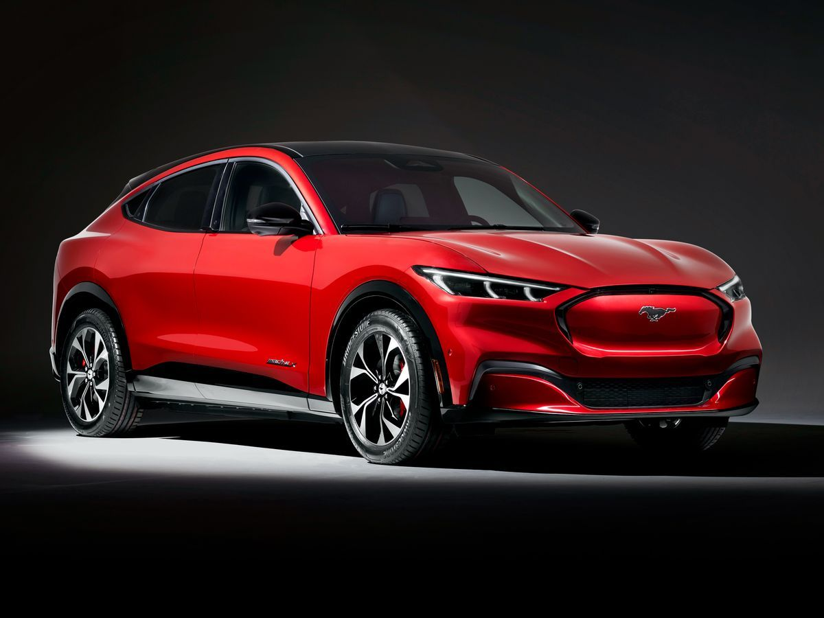 Ford Unveils Electric Mustang Suv To Challenge Tesla Dominance Ford Mustang Mustang New Ford Mustang