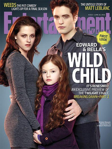 The Twilight Saga: Breaking Dawn - Part 2,  | 6/22/12 EW Cover