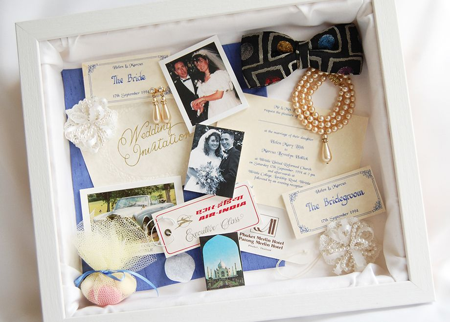 eecb1351bdd Erika Glanville Bespoke Memory Frames