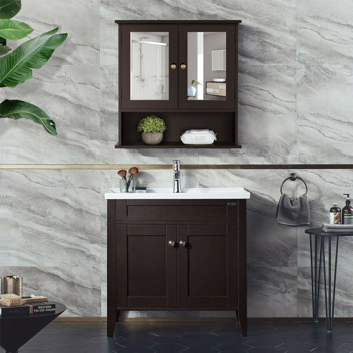44++ Ebay bathroom cabinets with mirror ideas