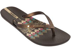 Ipanema Brasil Flip Flop Victoria Brown