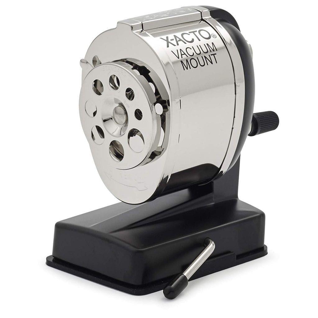 Deal alert xacto manual vacuum mount pencil sharpener 63