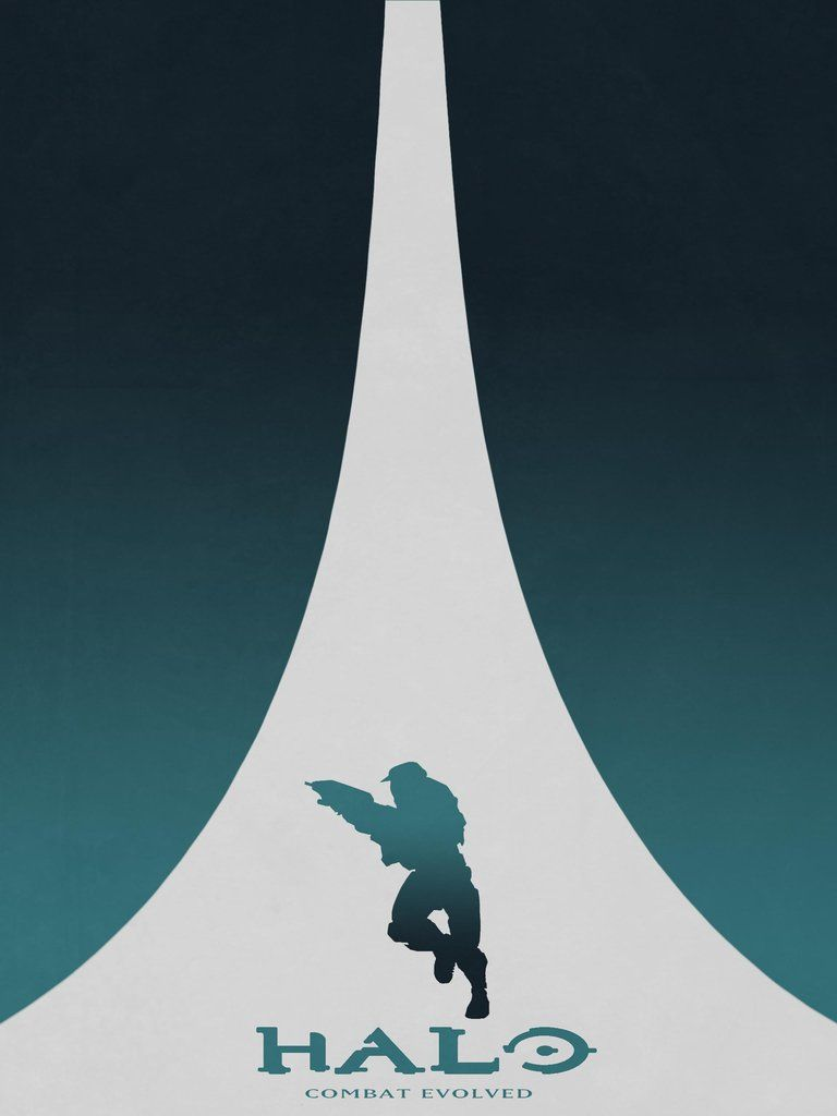 Halo Minimalist Posters | Me Gustaa | Halo game, Halo poster, Halo 5