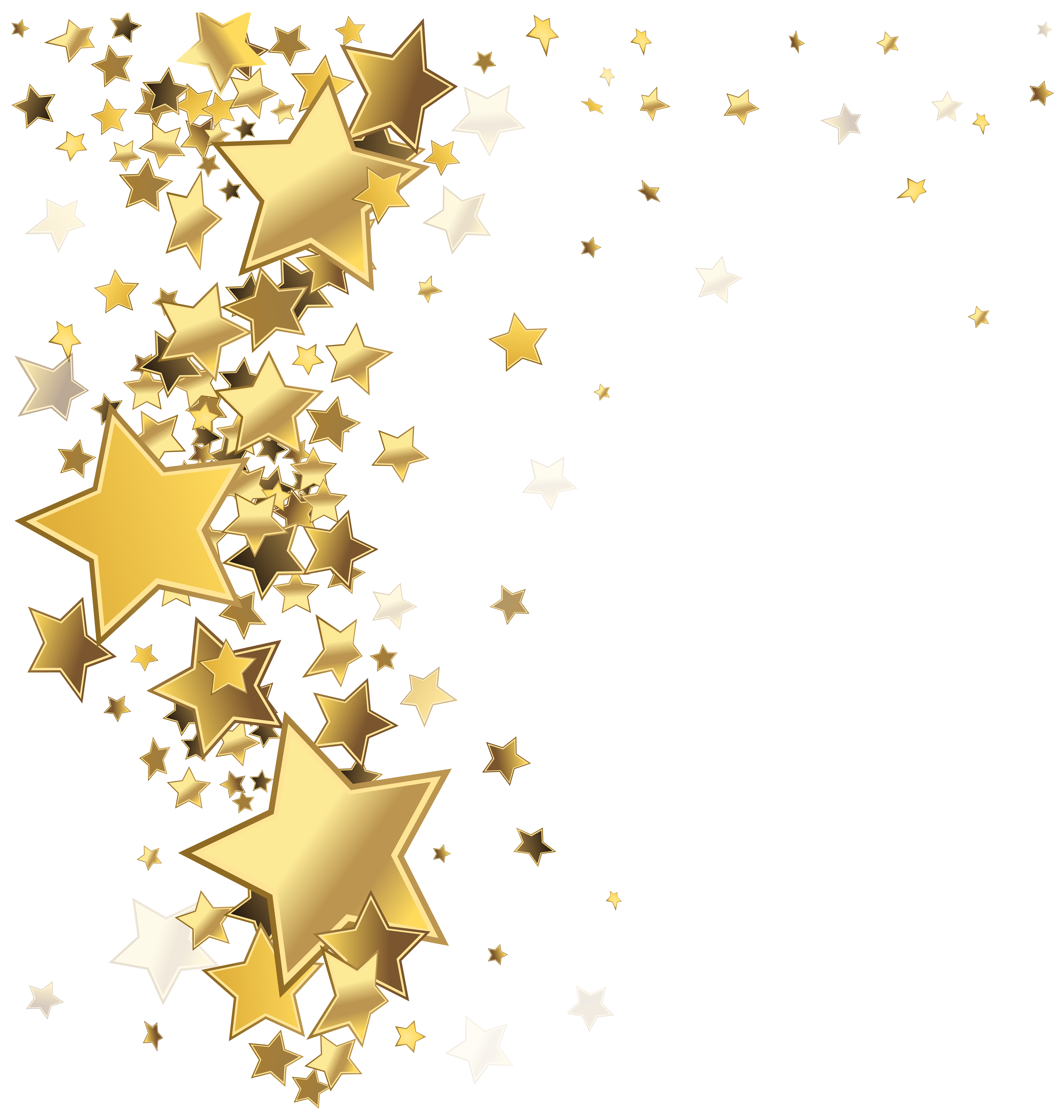 Stars Decoration PNG Clip Art Image Gallery Yopriceville