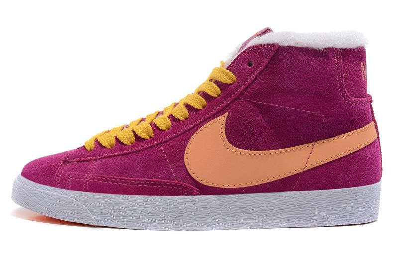 cheaper 72e89 ef75f ... clearance nike blazer high femme rose nbh51 8fb64 581fa