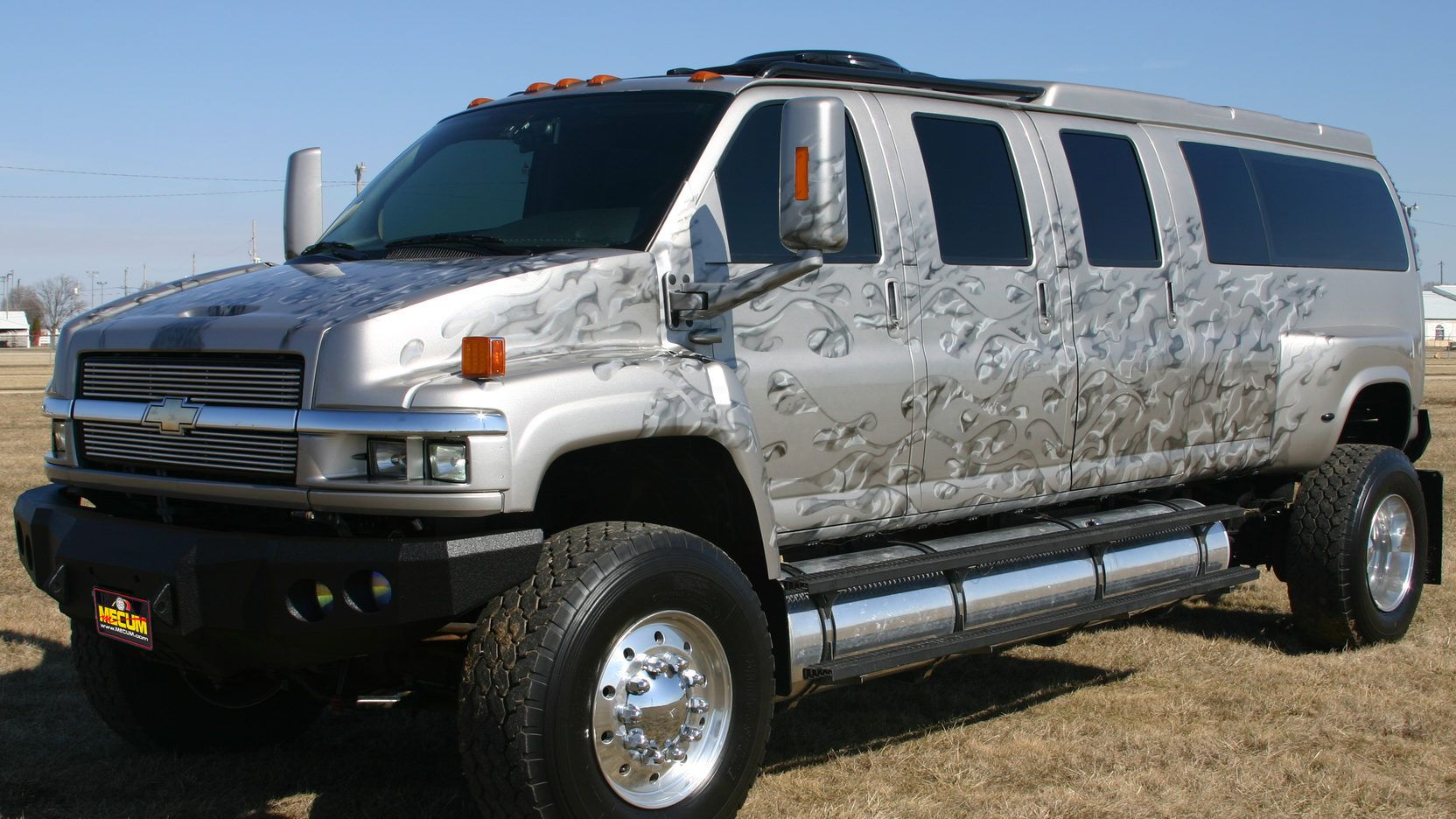 2007 Chevrolet Kodiak Presented As Lot S207 At Kansas City Mo