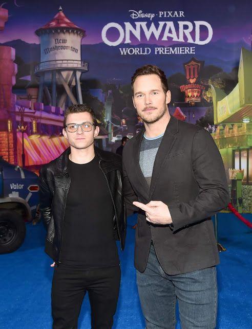 "Disney and Pixar's ""Onward"" Celebrates World Premiere"