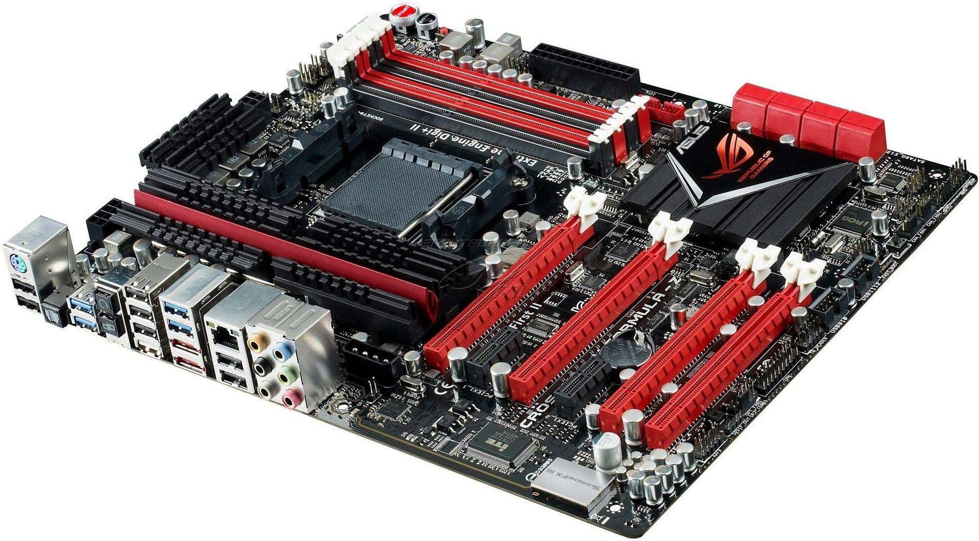 Asus Crosshair V Formula Server Motherboard Last