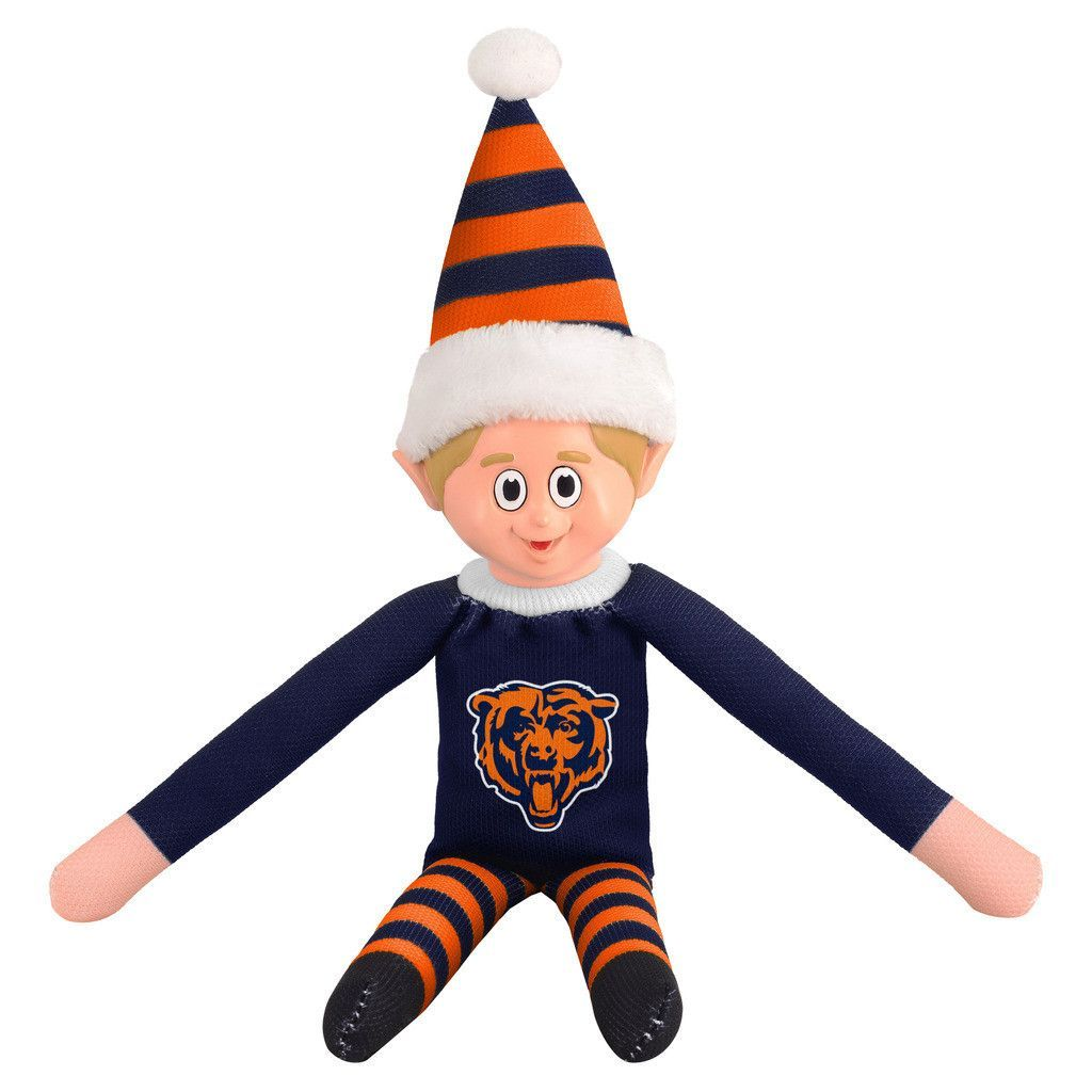 Chicago Bears Team Elf by Forever Collectibles
