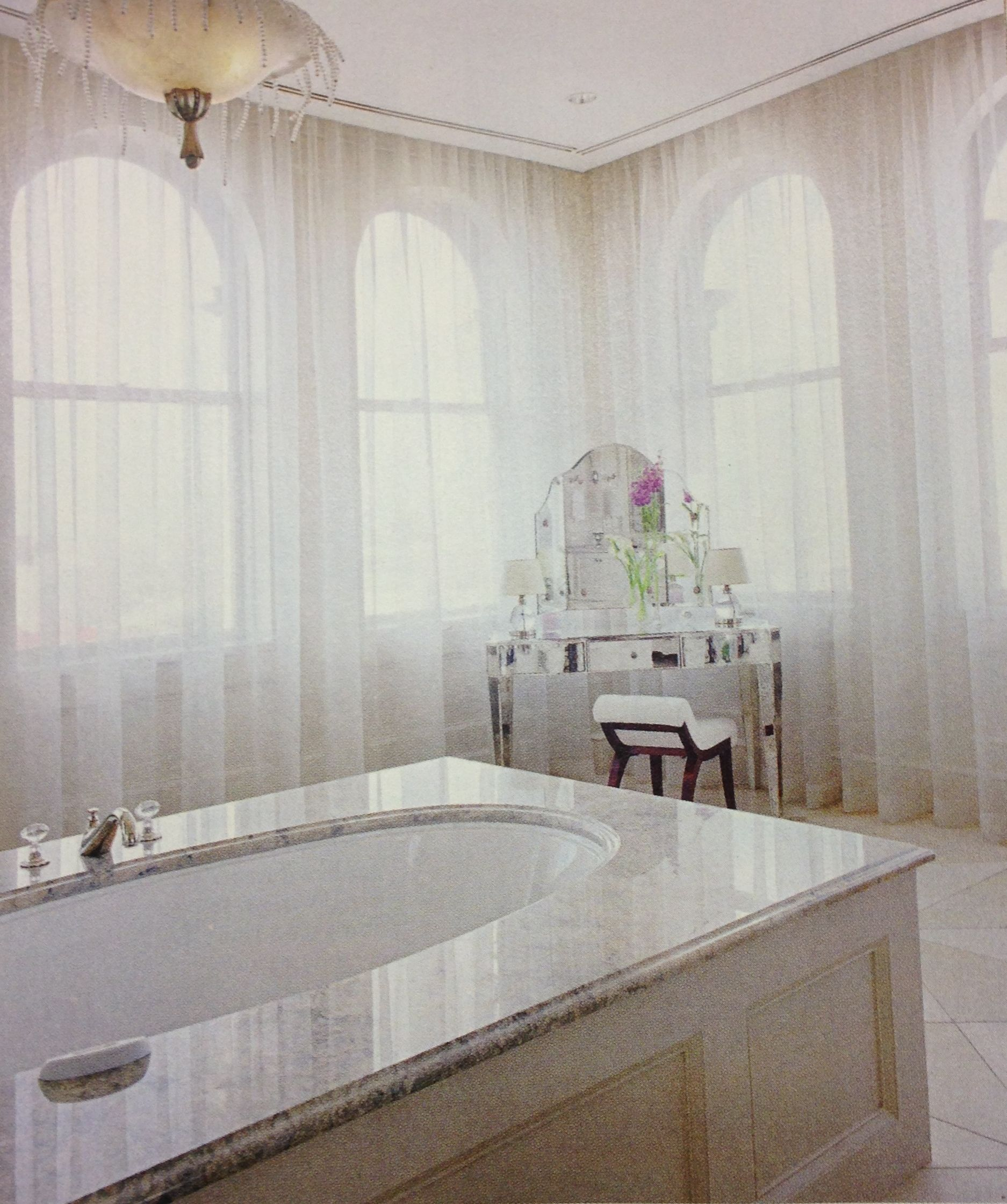 See Through Curtains see through curtains allow a certain amount of privacy while