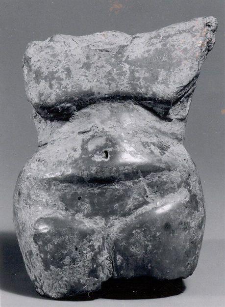 Figurine  Neolithic Date: ca. mid-7th millennium B.C. Geography: Southwestern Anatolia Culture: Hacilar