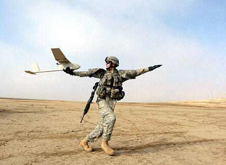 AeroVironment RQ-11 Raven - Wikipedia, the free encyclopedia