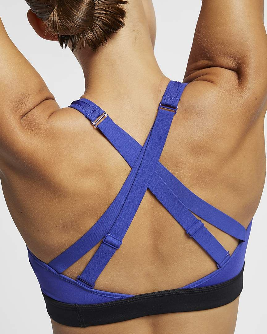 Nike Impact Strappy Women's High Support Sports Bra High