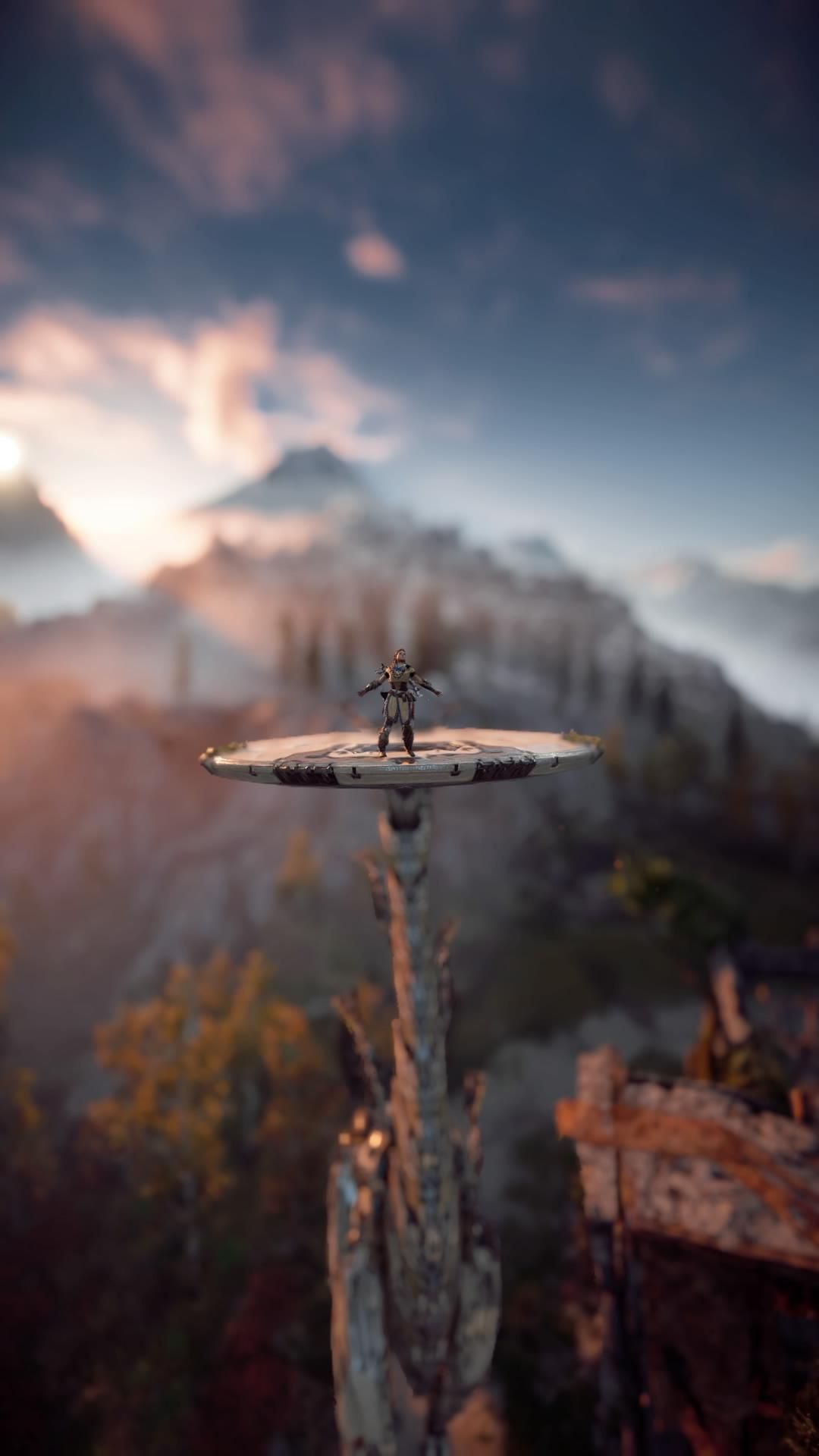 Took This Screenshot In Horizon Zero Dawn And Now I Have A New