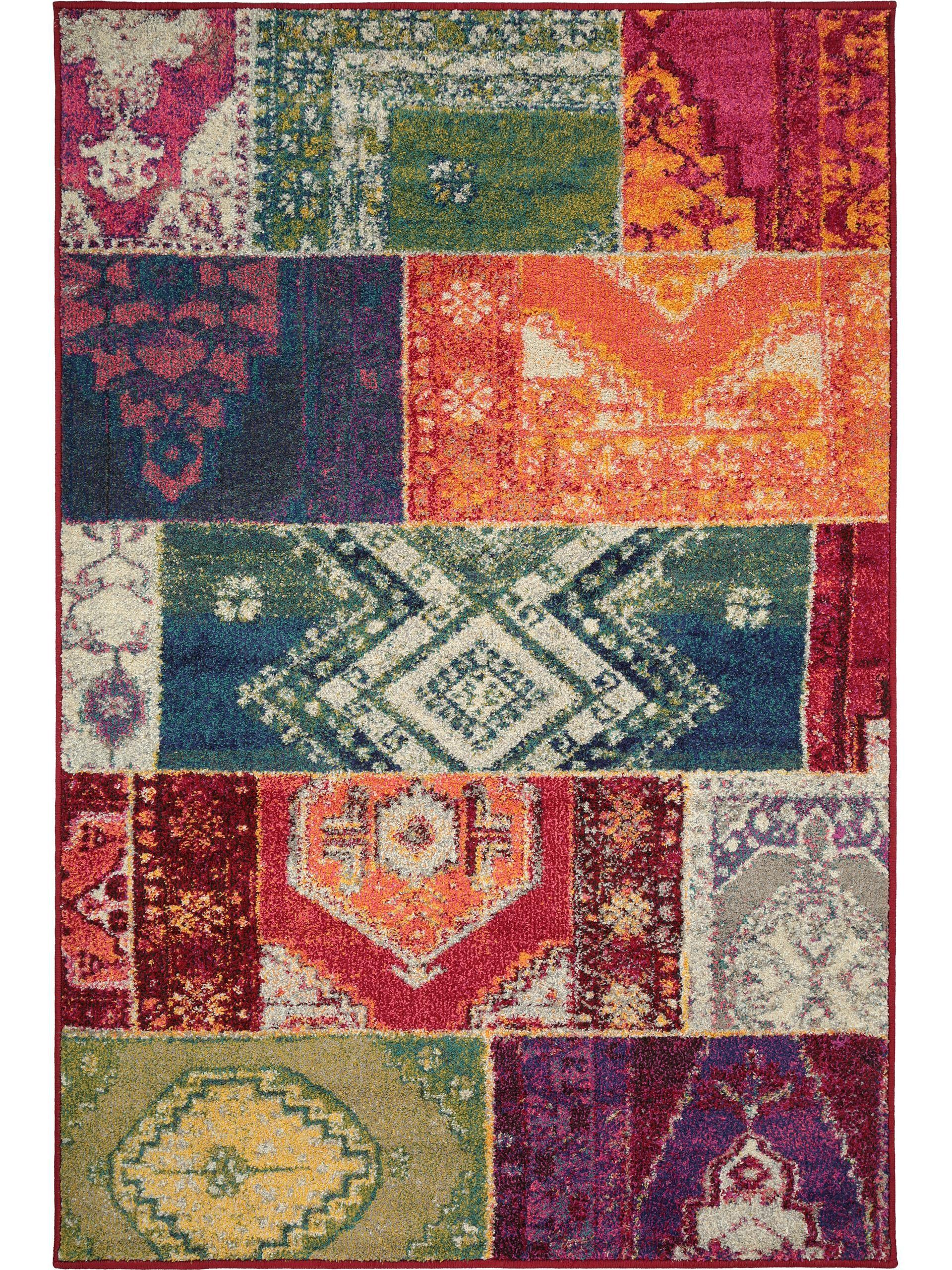 Benuta De teppich kazak patchwork benuta teppich interior rug boho