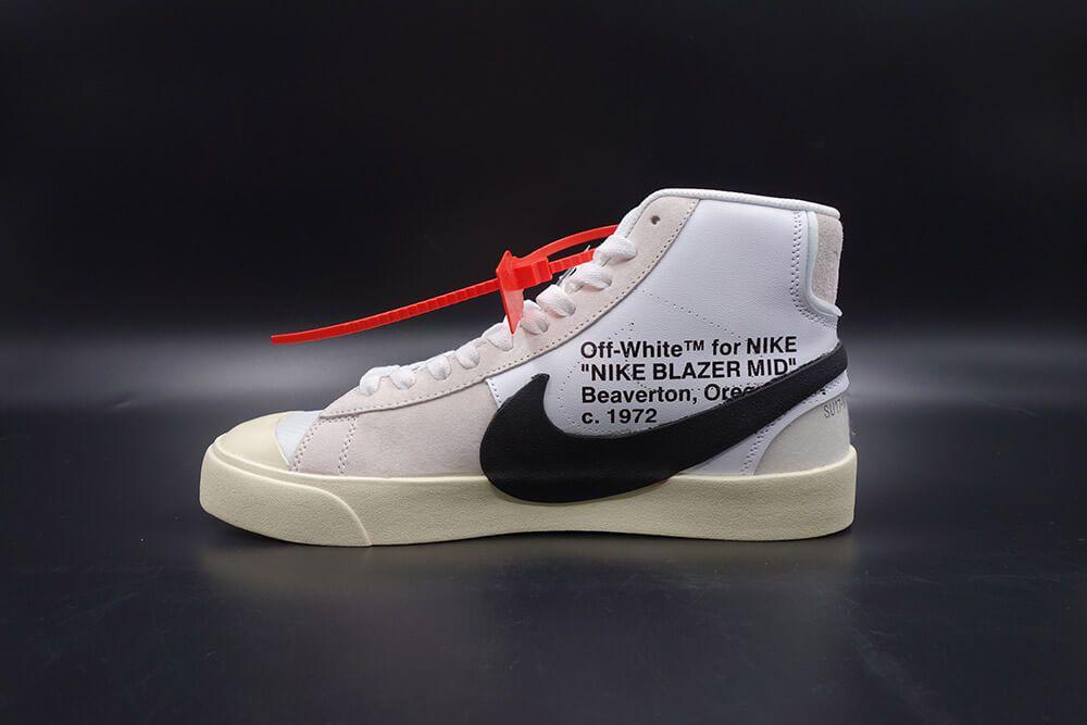 612f156d659f Nike Blazer Mid Off White Virgil Sneaker