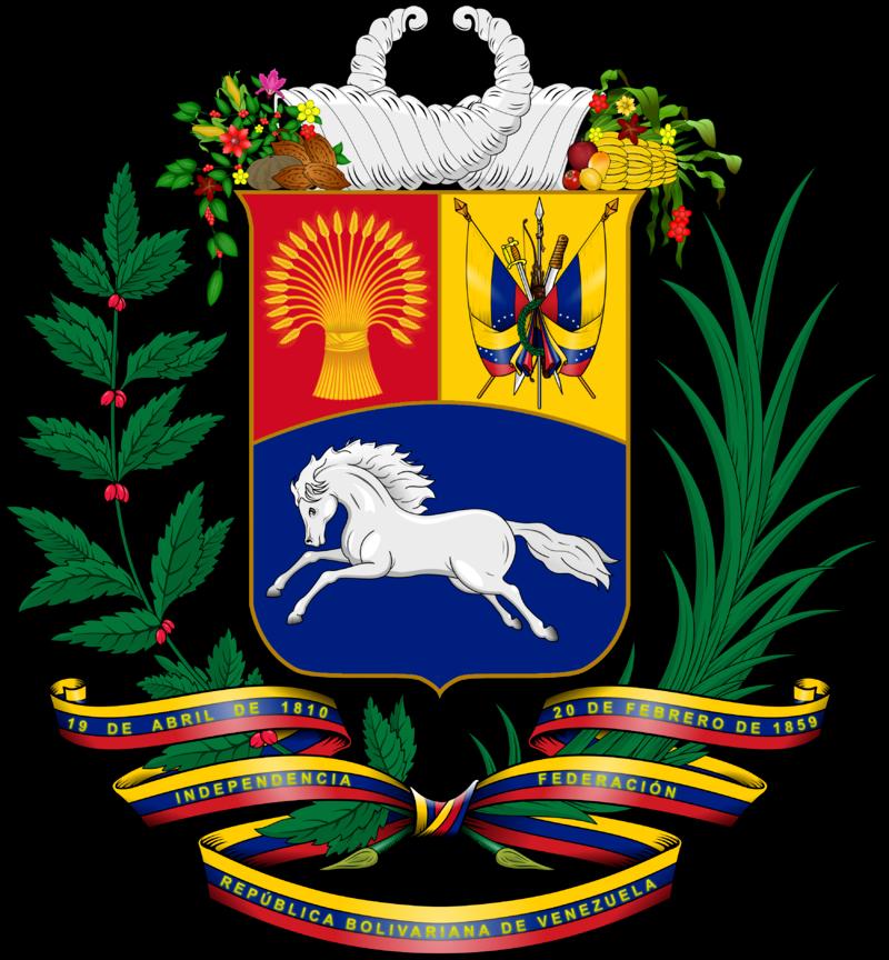 Escudo De Armas De Venezuela 2006 Escudo De Venezuela Wikipedia La Enciclopedia Libre Escudo De Venezuela Bandera De Venezuela Bandera De Venezuela Imagen
