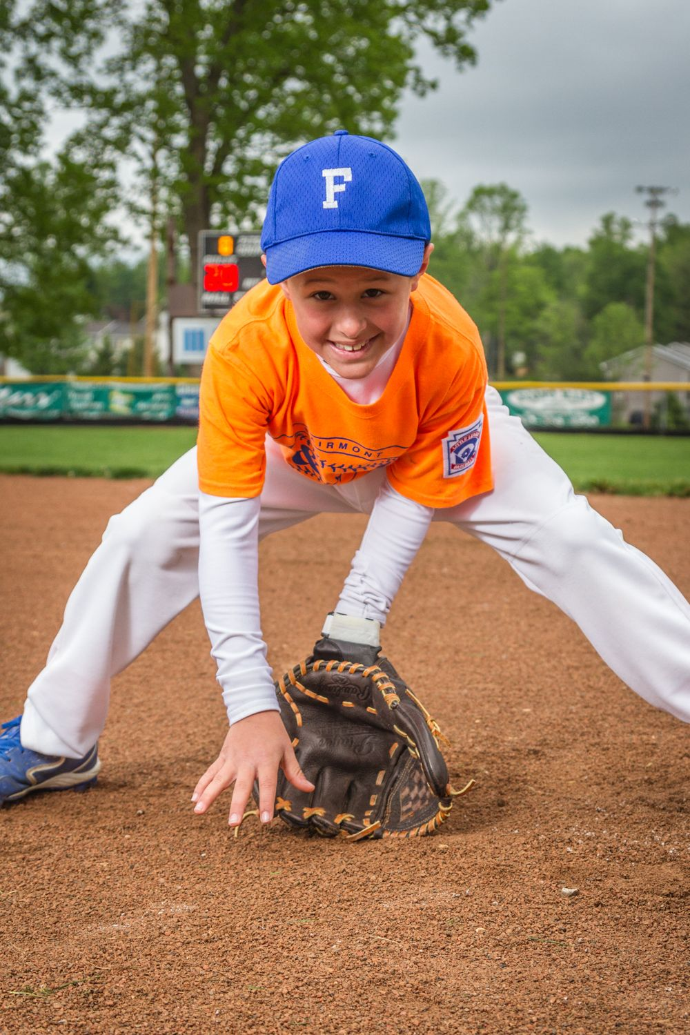 Brandon Scully Photography Little League Baseball Sport Portraits Baseball Photography