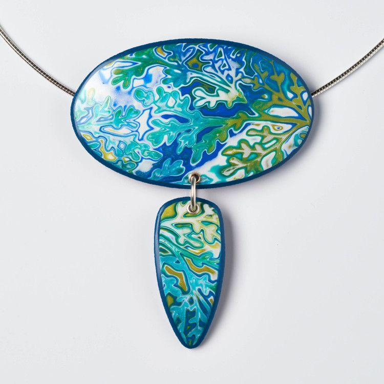 Melanie Muir Summer Seaweed Pendant.jpg | bracelets | Pinterest ...