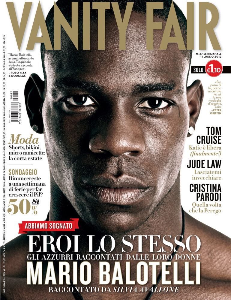 Mario Balotelli : Vanity Fair | Favorite Cover Magazine | Movie ...