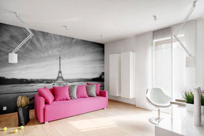 ▷ 1001 + Ideen zum Thema Welche Farben passen zusammen - wohnzimmer rosa streichen