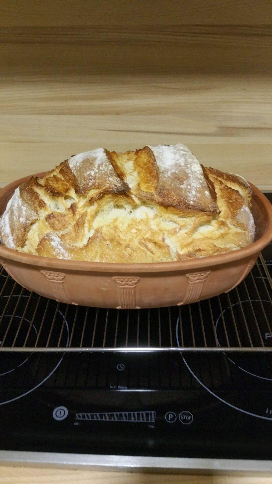 Photo of Bake delicious yoghurt bread in a Roman pot – recipe   Ask mom