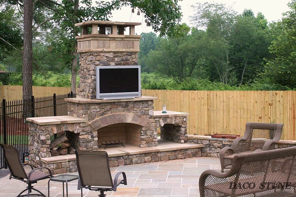 Image result for mini outdoor fireplace Patio Ideas Pinterest