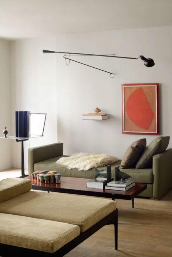 salon moderne intrieur contemporain luminaire industriel hotel particulier ambiance deco ameublement