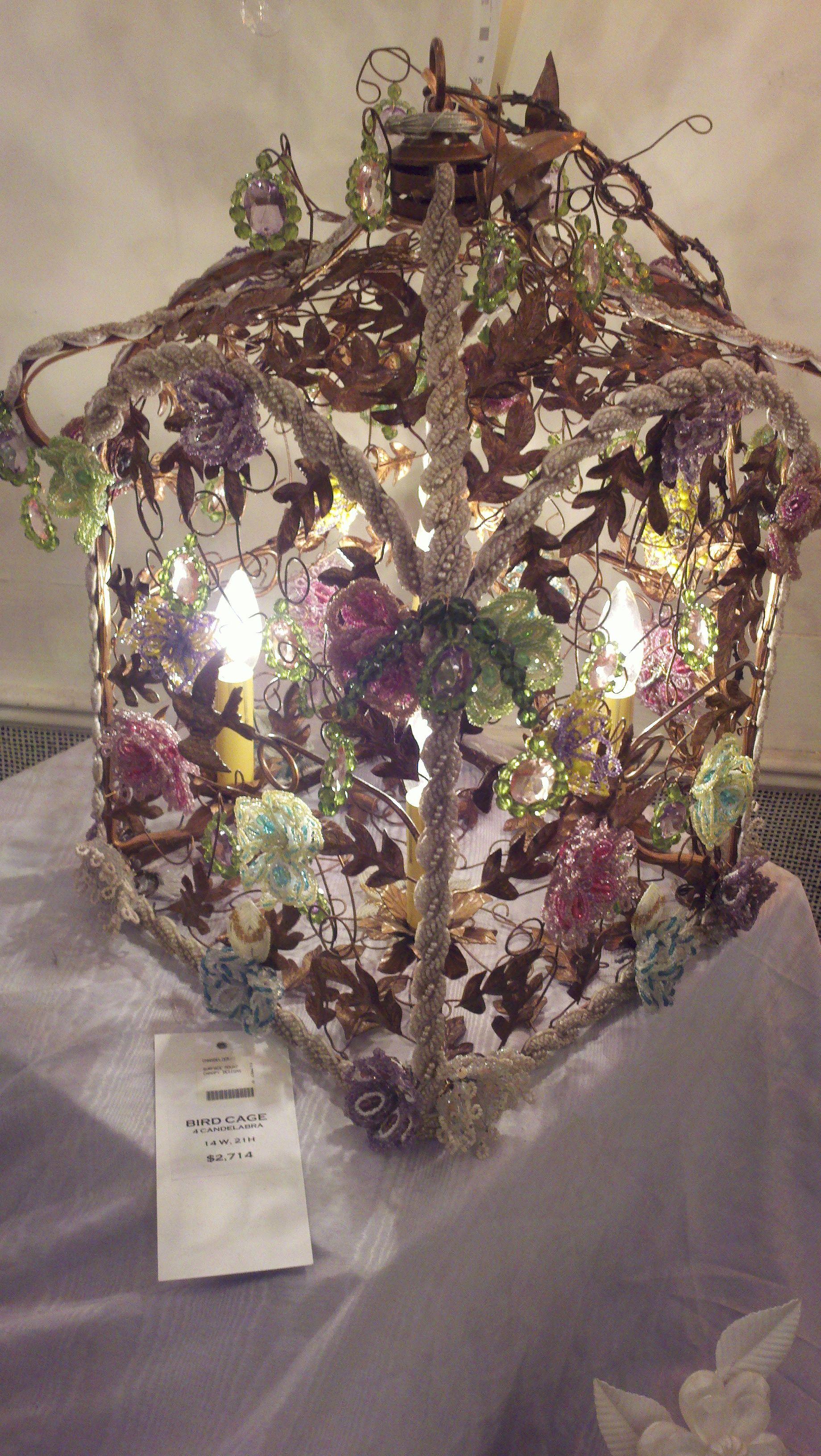 Another Beautiful Handmade Chandelier