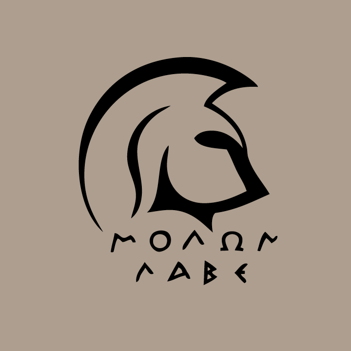 molon labe greek μολ��ν λαβέ meaning quotcome and take