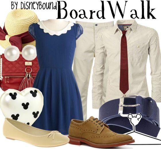 Buy Inspiration: Fashion Disney BoardWalk picture trends