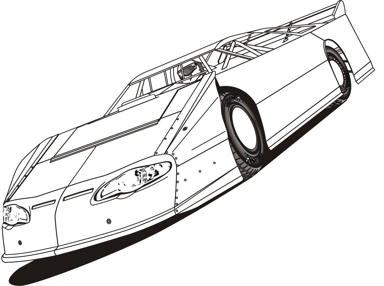 Race Track Car Coloring Pages Race Car Coloring Pages Cars Coloring Pages Coloring Pages