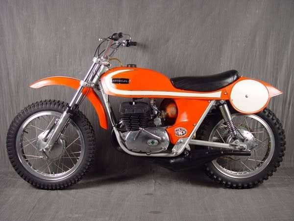 1972- OSSA Super Phantom 250