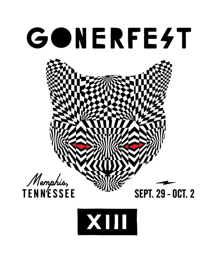 Gonerfest 13 September 29-Oct 2 2016