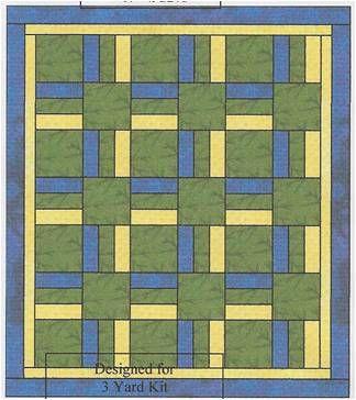 Wood Valley Designs 3 Yard Patterns -- also 5, 10, 15 yard ... : 5 yard quilt patterns - Adamdwight.com