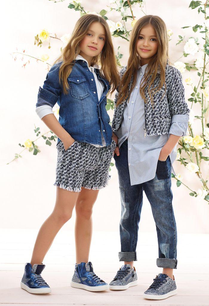 Vestiti per ragazzi alla moda