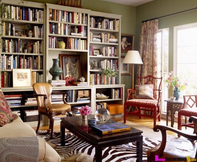 Exceptional The Inspiration Of Decorating With Books