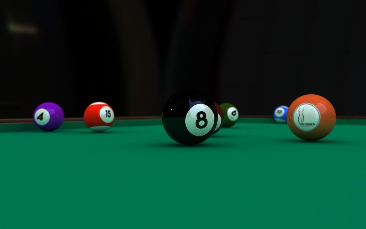 Widescreen Wallpapers of Ball Pool Cool Wallpapers