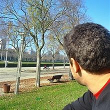 Desde Madrid con Amor. in Madrid with Christian Quintero Henao - #localheroes