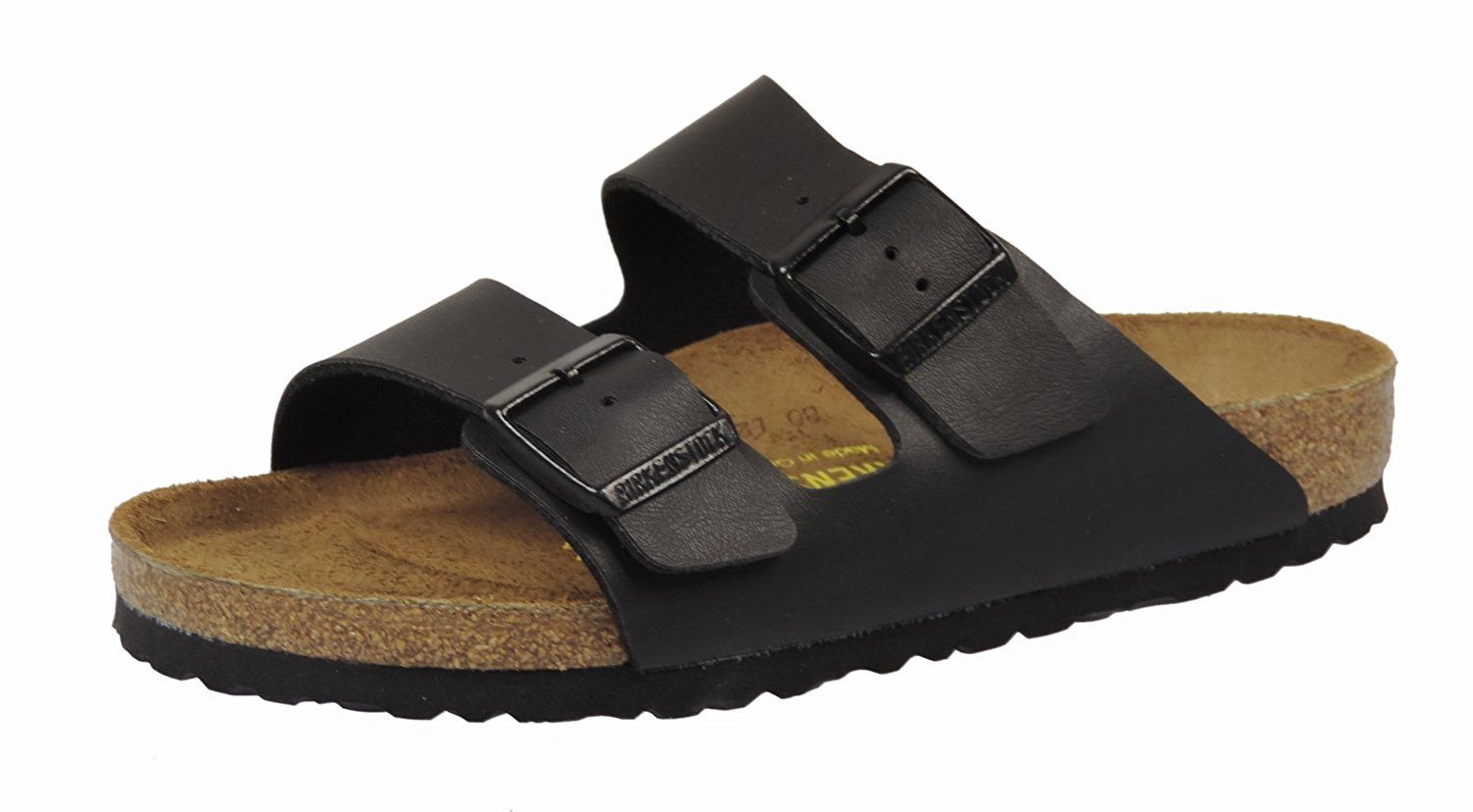 ad5b766a4282 Birkenstock Men s Arizona SF 2-Strap Soft Cork Footbed Sandal     See this  great image - Birkenstock sandals