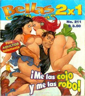 ¡Historietas Perversas!: Bellas De Noche, No. 211