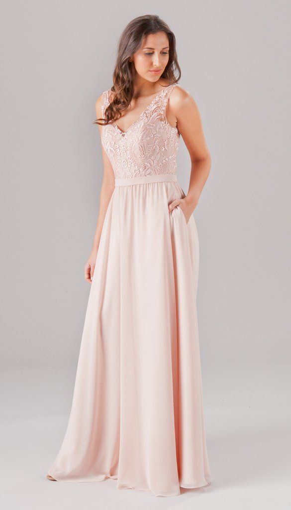 e8ed4b3821f Now Trending  Embroidered Lace   Chiffon Bridesmaid Dresses